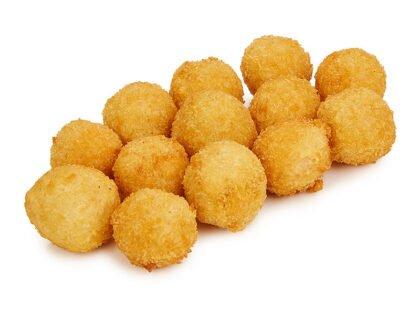 Сырные шарики острые