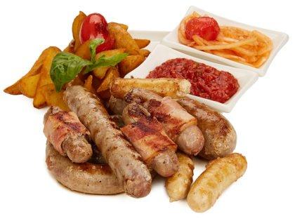Ассорти из колбас