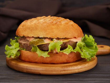 Гамбургер +