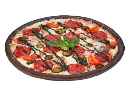 Пицца Чёрный Песто (конструктор)