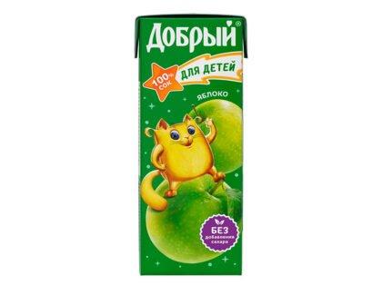 Сок «Добрый для детей с яблоком»