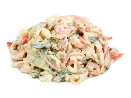Салат «Морепродукты»